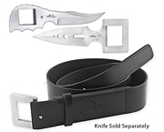 Buy Belt and Buckle Knives at KnifeCenter