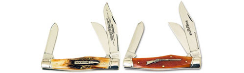 Winchester Reverse Gunstock Pocket Knives