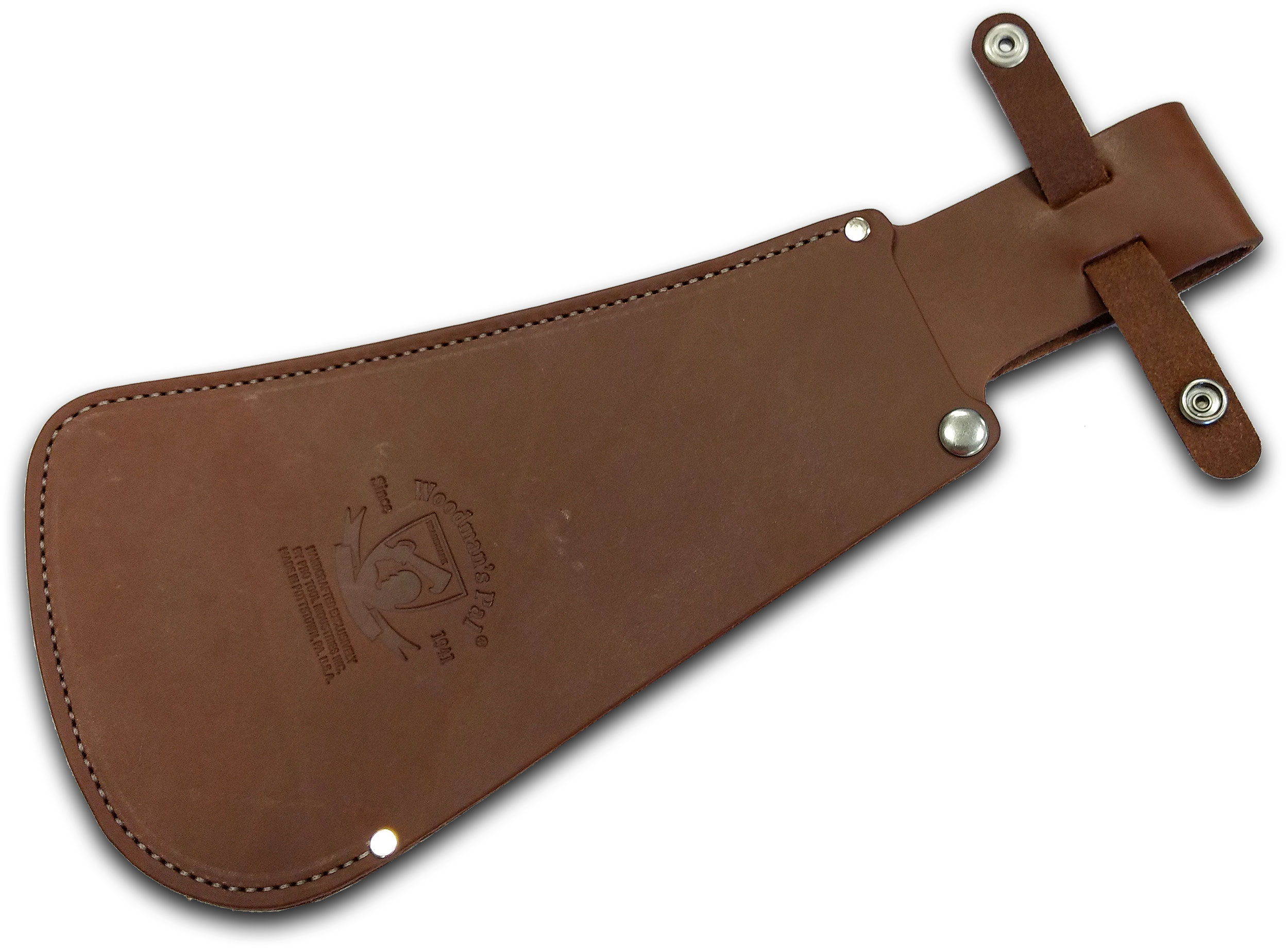 Woodman's Pal 510-T Treated Leather Sheath Fits Models 481, 284 and 145