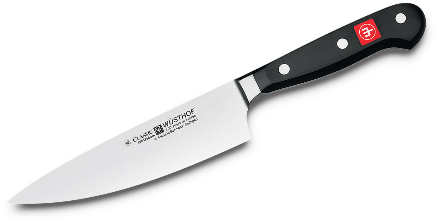 Wusthof Classic 6 inch Half-Bolster Chef's Knife