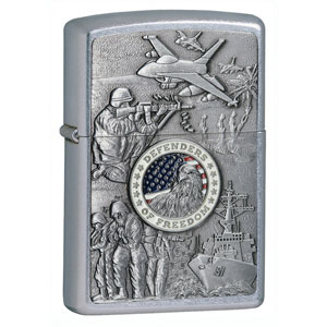 Buy Zippo Heroes Series at KnifeCenter