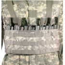 Blackhawk Modular Low Profile Chest Rig For Magazines, ACU Camo