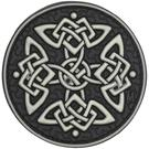 Maxpedition KELTZ PVC Celtic Cross Patch, Glow