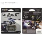 Nite Ize Lite Ride GT Universal Flashlight Mount (LRGT-03-09)