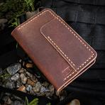Enrique Pena Custom Leather Wallet/Notebook Cover