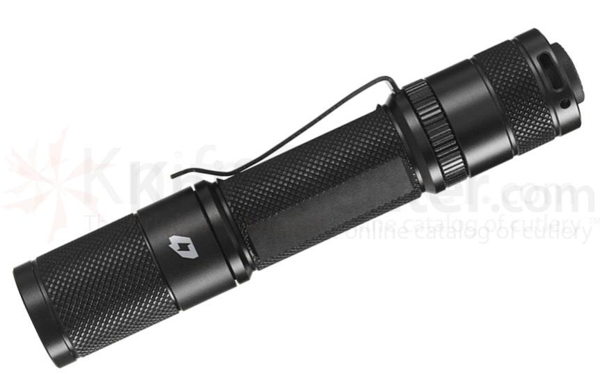FOURSEVENS Quark CR123² Tactical Gen 2, Cool White LED Flashlight, 276 Max Lumens