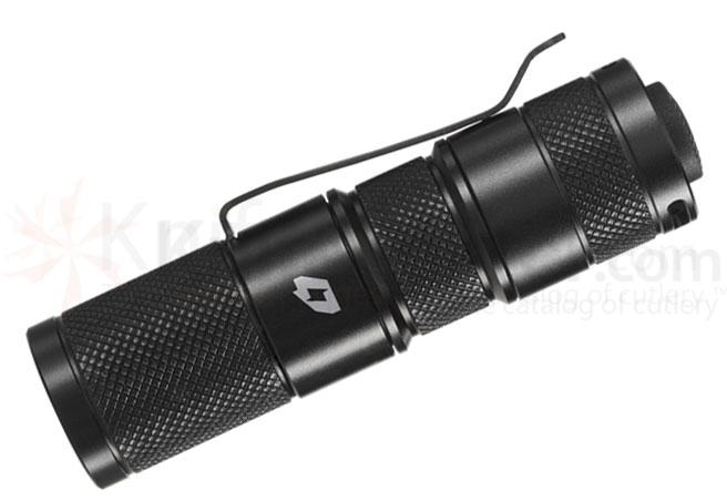 FOURSEVENS Quark CR123A Tactical Gen 2, Cool White LED Flashlight, 246 Max Lumens
