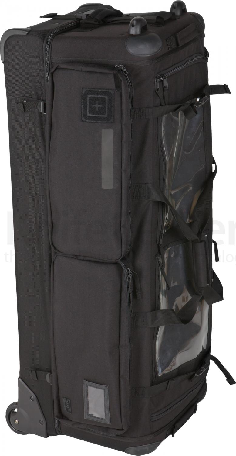 5.11 Tactical CAMS 2.0 Large Tactical Rolling Duffel, Black (50159-019)