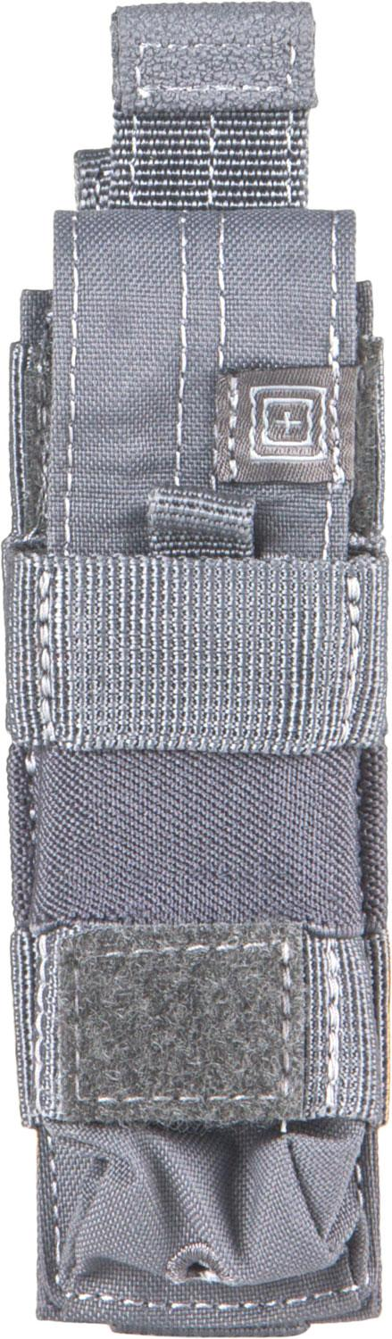 5.11 Tactical Single Pistol Bungee/Cover, Storm (56154-092)