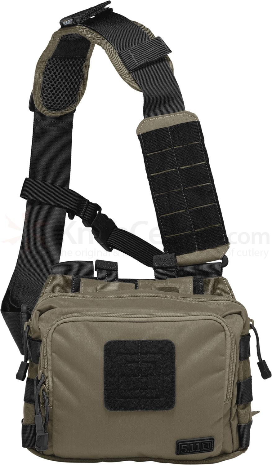 5 11 Tactical 2 Banger Bag Od Trail 56180 236