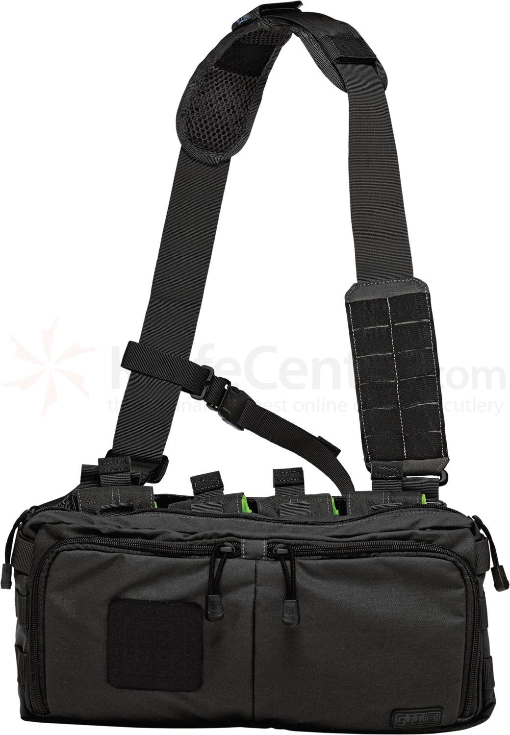 5.11 Tactical 4-Banger Bag, Black (56181-019)