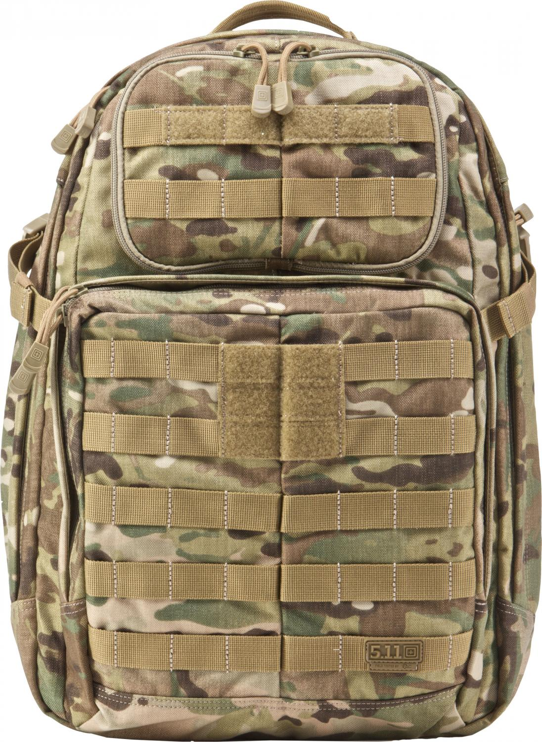 5 11 Tactical Rush 24 Backpack Multicam 56955 169
