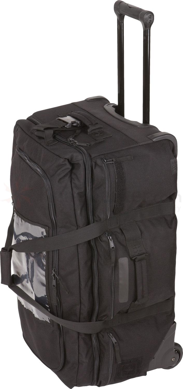 5.11 Tactical Mission Ready 2.0 Rolling Duffel Bag, Black (56960-019)