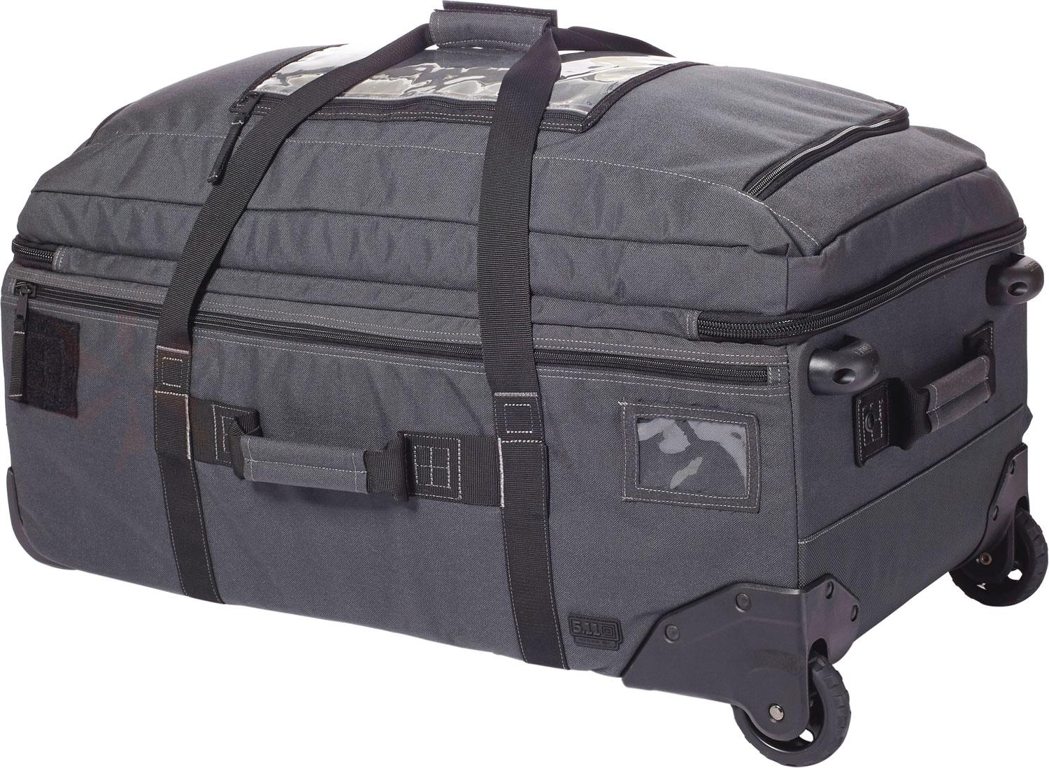 5 11 Tactical Mission Ready 2 0 Rolling Duffel Bag Black