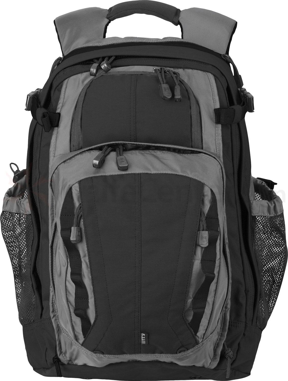 5.11 Tactical Covrt 18 Backpack, Asphalt/Black (56961-021)