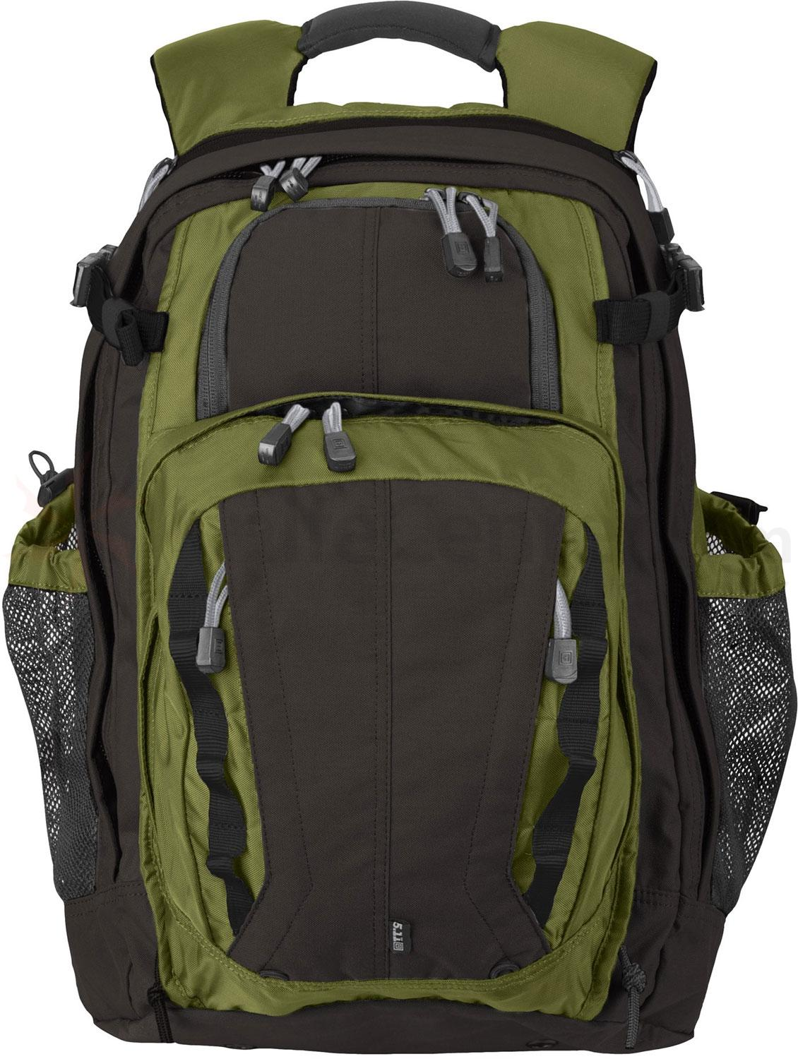 5.11 Tactical Covrt 18 Backpack, Mantis Green/Dark Oak (56961-193)