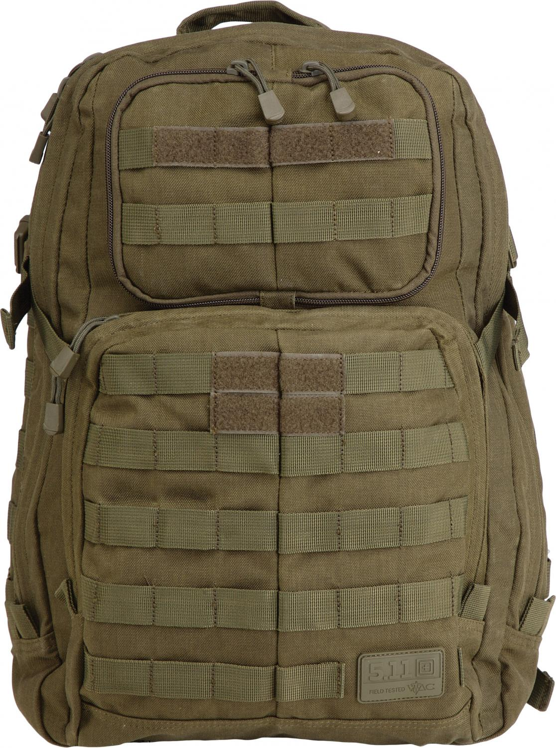 5.11 Tactical RUSH 24 Backpack, Tac OD (58601-188)