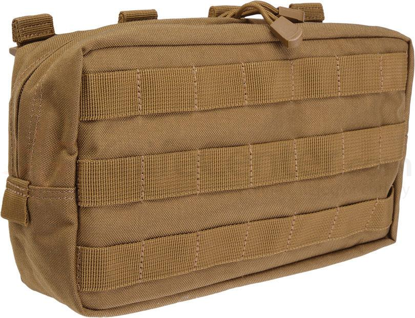 5.11 Tactical 10.6 Horizontal Pouch, Flat Dark Earth (58716-131)
