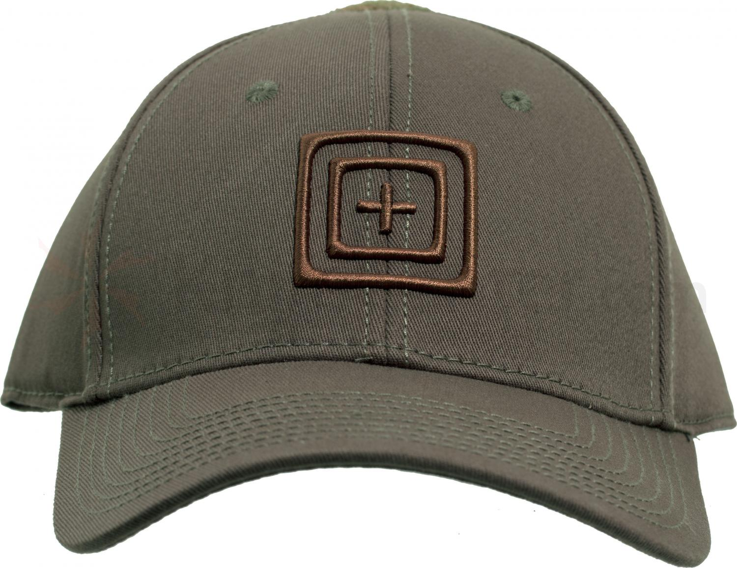 5.11 Tactical Scope Flex Cap, TDU Green, L/XL (89390-190)