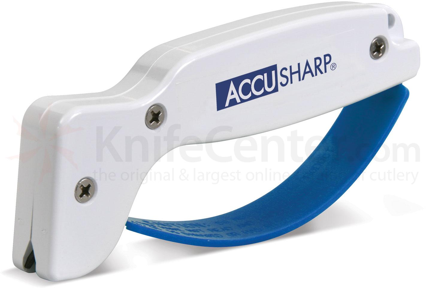 Accusharp 001 V Sharp Tungston Carbide Replaceable Blade Sharpener