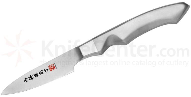 Al Mar SC2 Stainless Ultra-Chef Paring Knife 3 inch VG10 Damascus Blade