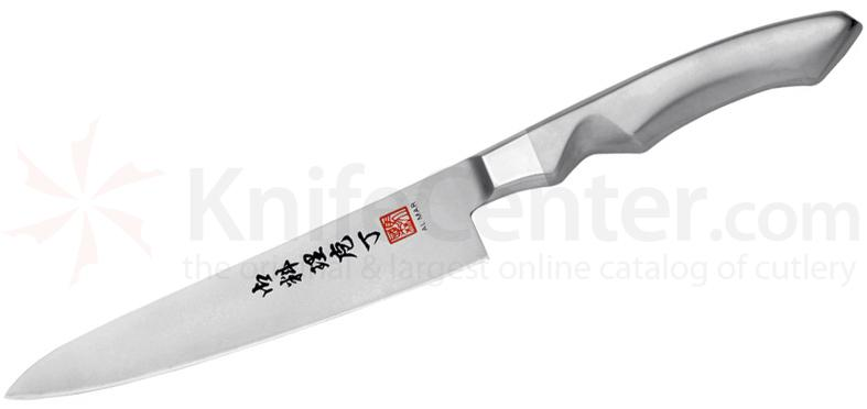 Al Mar SC6 Stainless Ultra-Chef Utility Knife 6 inch VG10 Damascus Blade