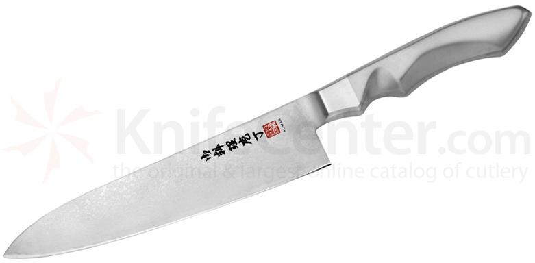 Al Mar SC8 Stainless Ultra-Chef Gyuto Knife 8 inch VG10 Damascus Blade