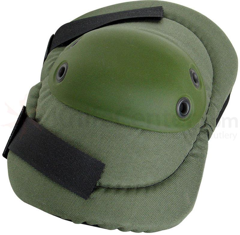 AltaFLEX Tactical Military Elbow Pads, Velcro, Olive Drab