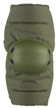 AltaCONTOUR Elbow Pads, Olive Green