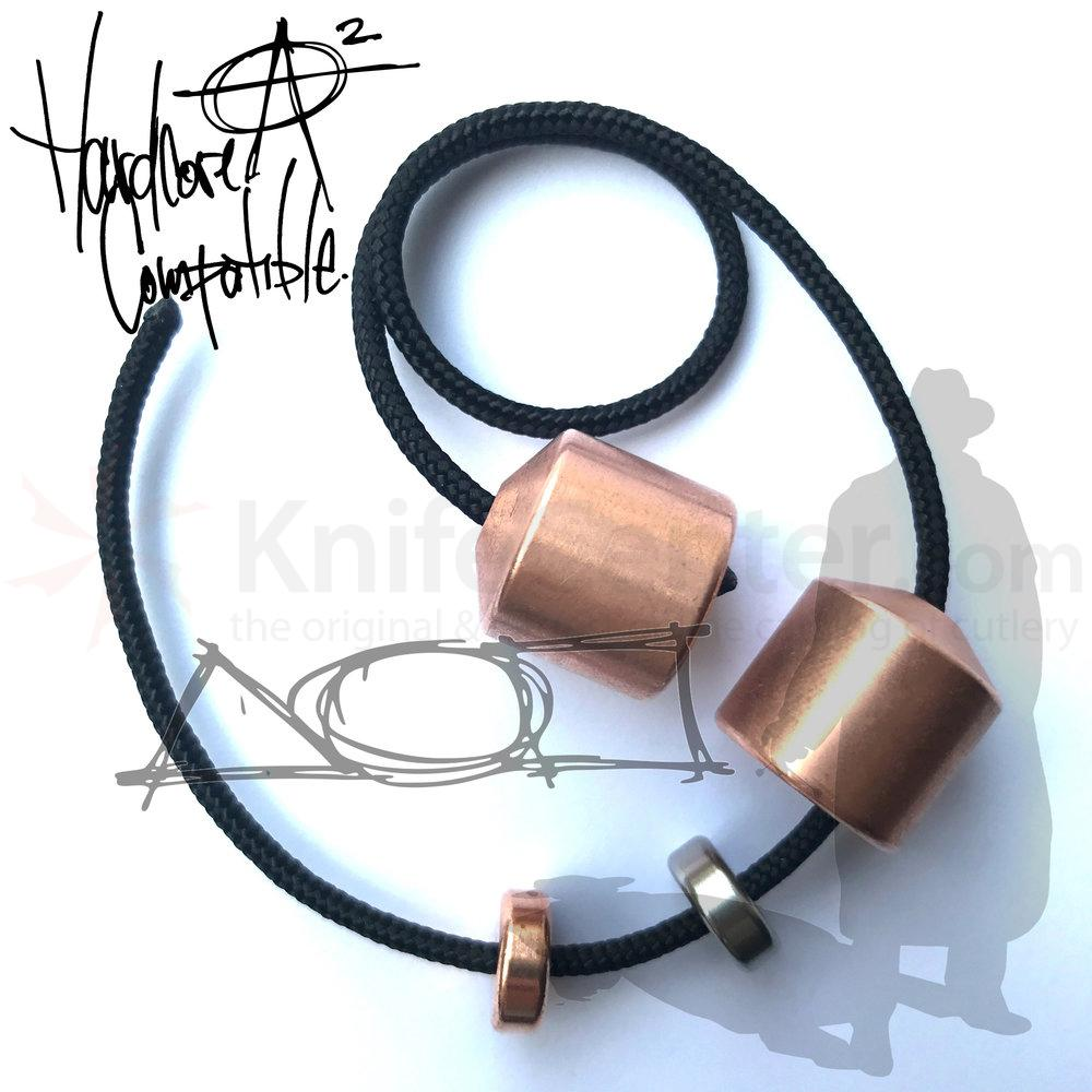Aroundsquare AO2 Everyman Copper Begleri with 4 Micro Hydras