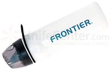 Aquamira Frontier Flow GRN Series II Filtered Water Bottle
