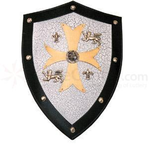 Armaduras Templar Shield