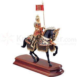 Armaduras Miniature BlackPrince Knight