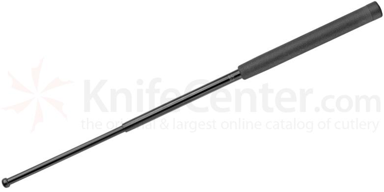 ASP 26 inch Friction Loc DuraTec Black Chrome Baton F26DB