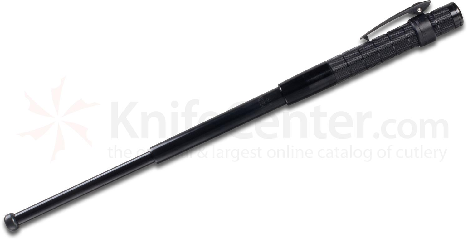 ASP P16 Clip-On Black Chrome Airweight Baton
