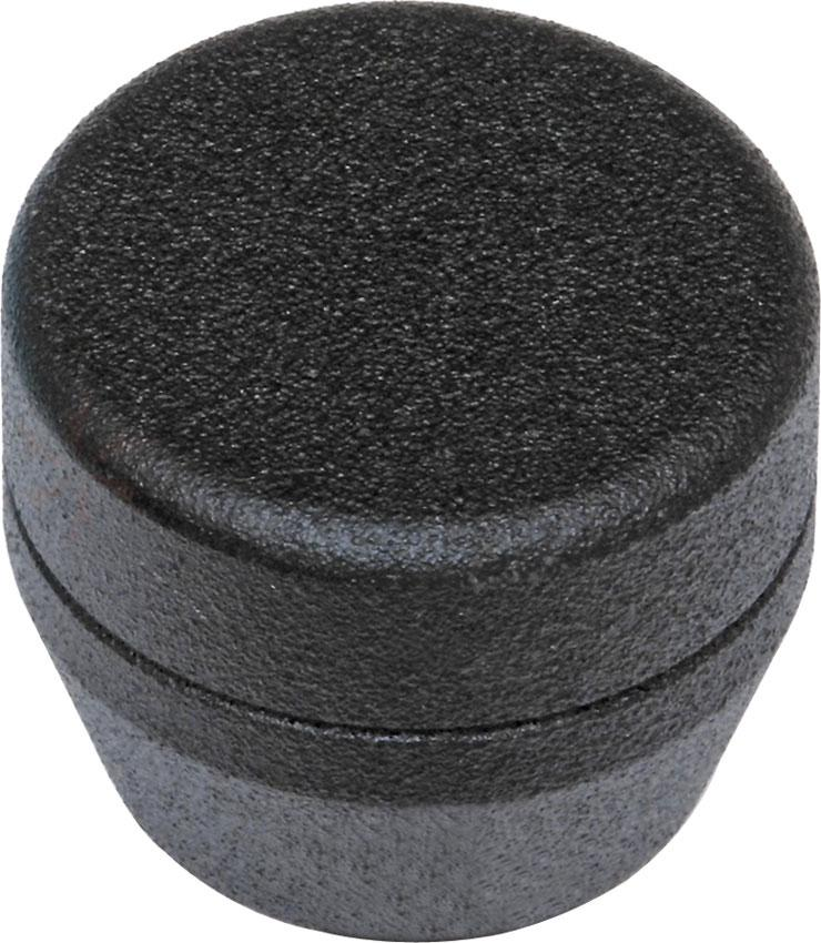 ASP Textured Black Baton Grip Cap