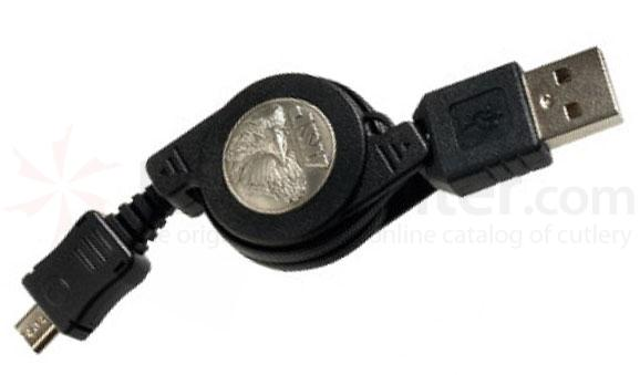 ASP Retractable USB Charging Cord