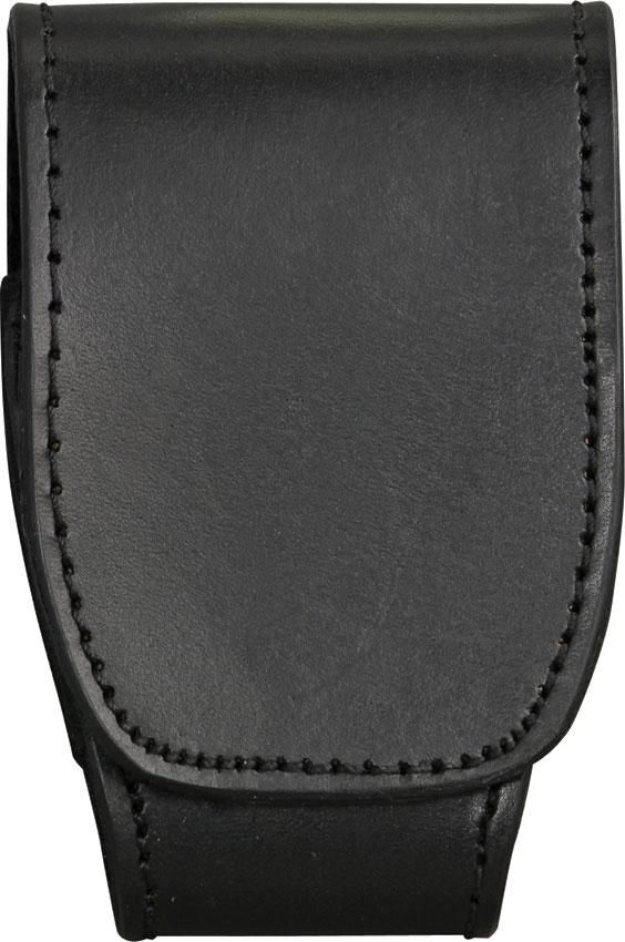 ASP Handcuff Duty Case, Black Leather