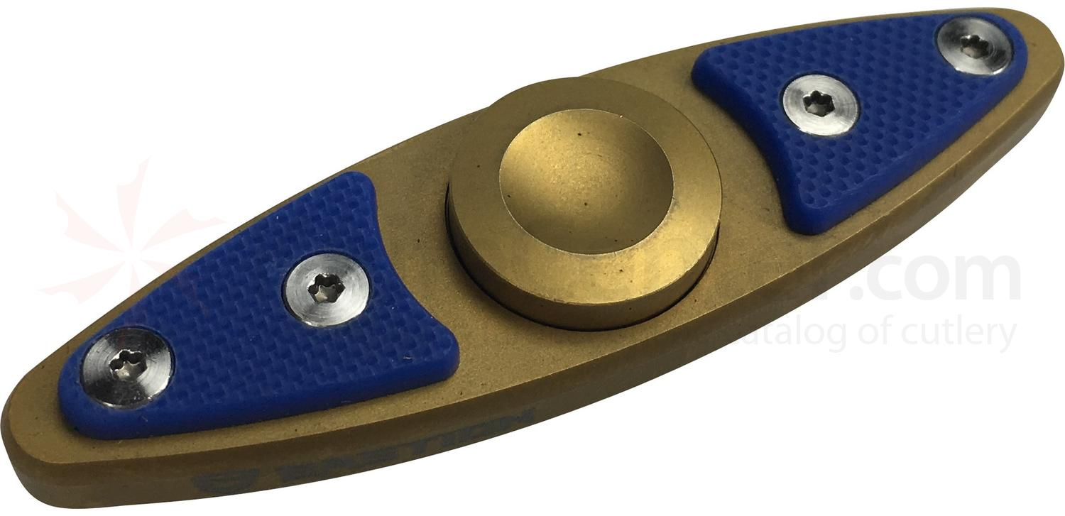 Bastion Small EDC Hand Spinner Fidget Toy, Gold