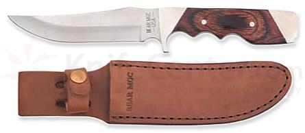Bear & Son Trophy Hunter w/ Rosewood Handle - 9.25 inch Overall