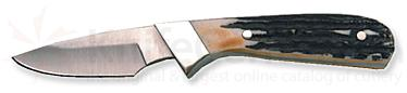 Bear & Son Invincible Skinner w/ Stag Bone Handle - 6.75 inch Overall