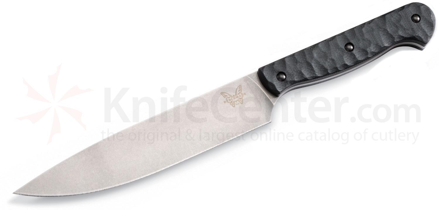 Benchmade Model 4560 Prestigedge Kitchen 6 inch Utility Knife, G10 Handles