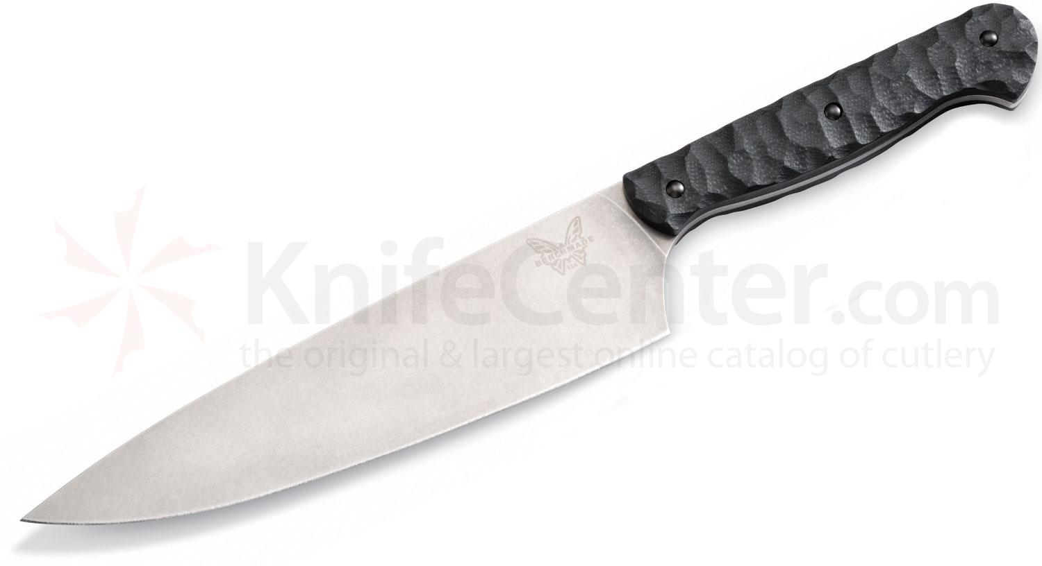 Benchmade Model 4580 Prestigedge Kitchen 8 inch Chef's Knife, G10 Handles