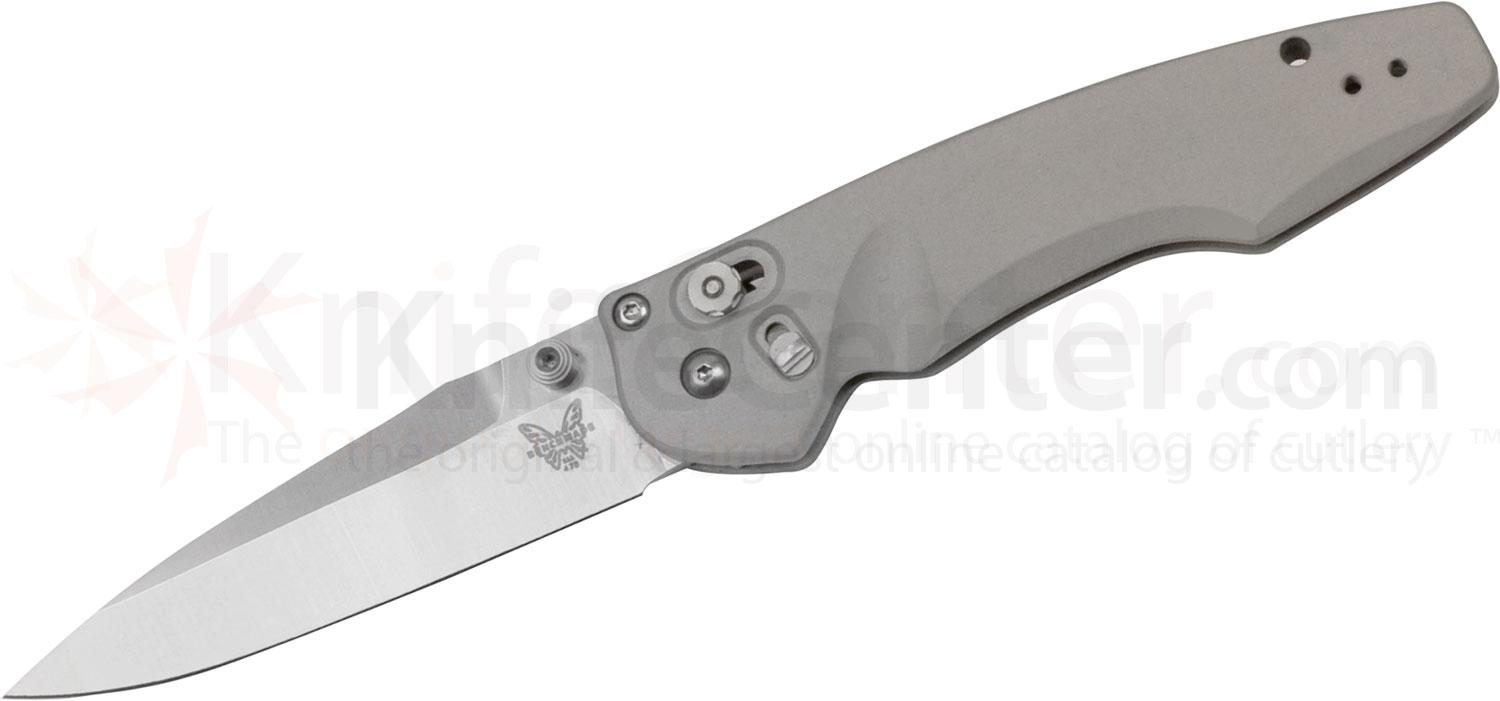 Benchmade 470 Emissary AXIS Assited 3 inch S30V Blade, Aluminum Handles
