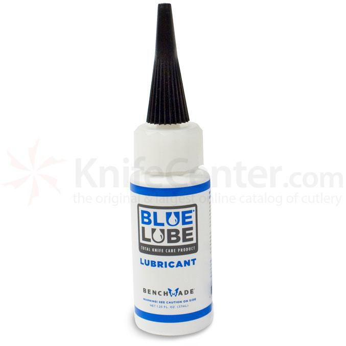 Benchmade BlueLube Lubricant 1.25 oz Bottle with Nozzle