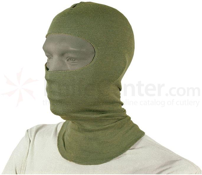 BLACKHAWK! Lightweight Balaclava with Nomex, Olive Drab - 333005OD