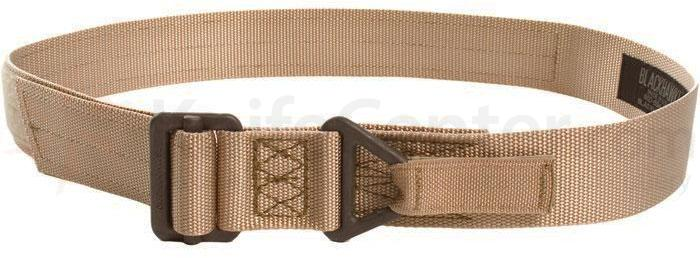 BLACKHAWK! CQB/Rigger's Belt, Coyote Tan, Up to 34 inch