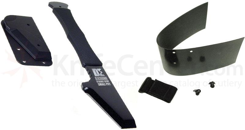 BLACKHAWK! The Small Pry 4.39 D-2 Steel Blade with Backpack Mounting Kit