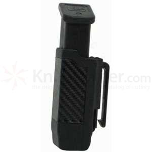 BLACKHAWK! CF Double Row Mag Case, 9mm..40 Cal. Black
