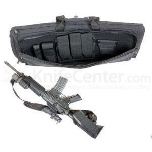 BLACKHAWK! Homeland Discreet Weapons Carry Case, CAR-15, Black
